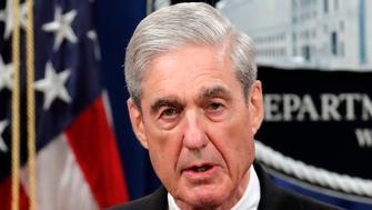 El fiscal especial Robert Mueller en el Departamento de Justicia en Washington el 29 de mayo del 2019.  (AP Photo/Carolyn Kaster, File)