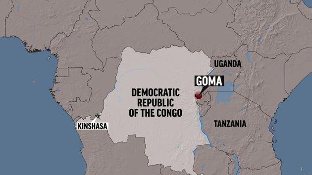 콩고민주공화국 대도시에서 처음으로 에볼라가