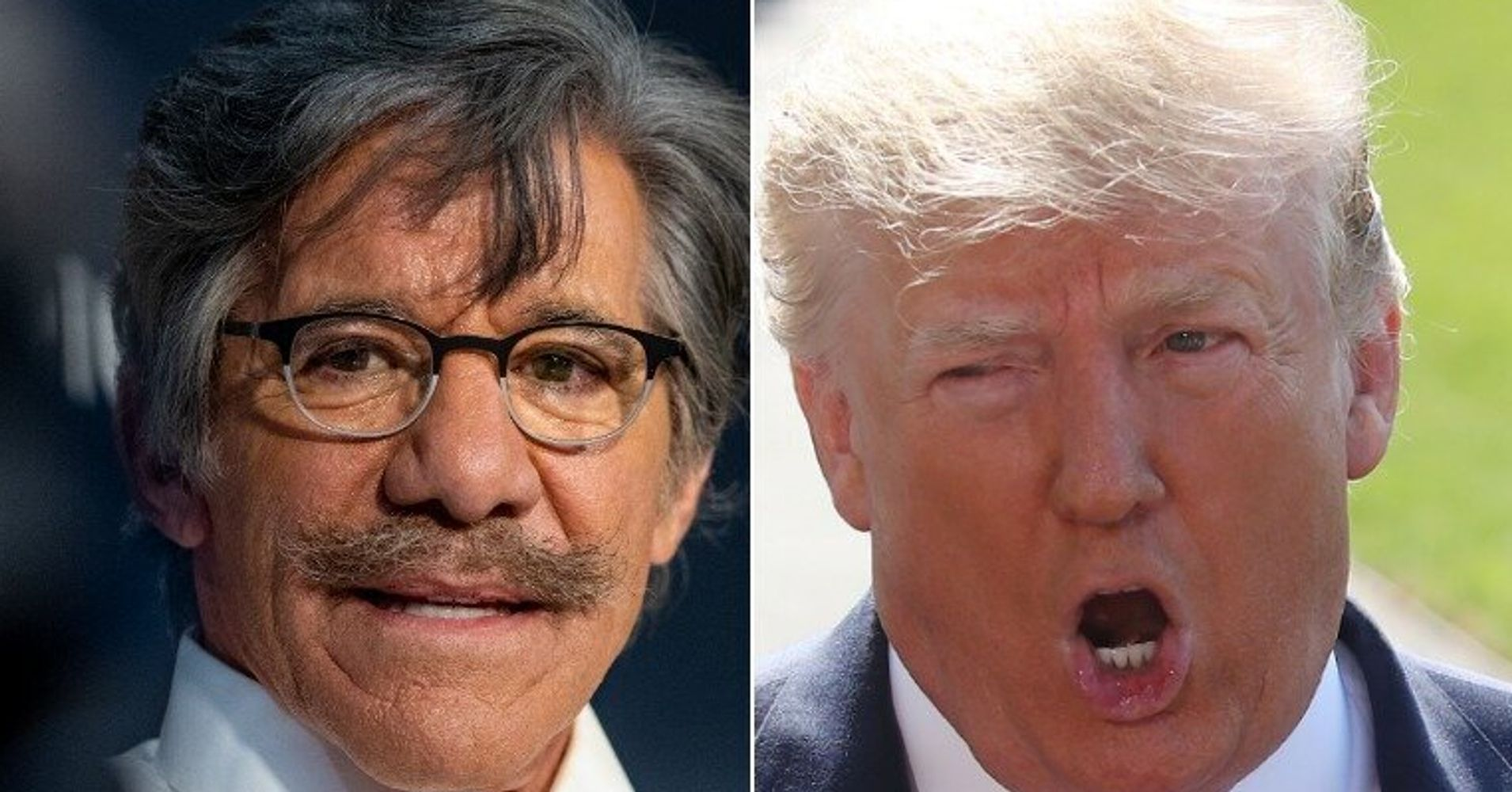 Westlake Legal Group 5d2c0d622400009d179357d1 Geraldo Rivera Launches Tone-Deaf Defense Of 'My Friend' Trump After Racist Rant
