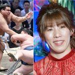 吉田沙保里さんの相撲解説に「さすが霊長類最強…」の声 高安がひじを痛める場面を瞬時に見抜く