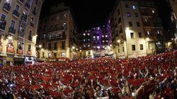 Pamplona entona el 'Pobre de Mí' y espera ya a los sanfermines de