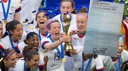 Une multinationale offre une prime de 529.000 dollars aux championnes américaines au nom de l'égalité