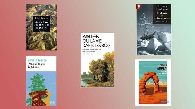 5 Livres A Lire Sur La Solitude Et Le Retour A La Nature