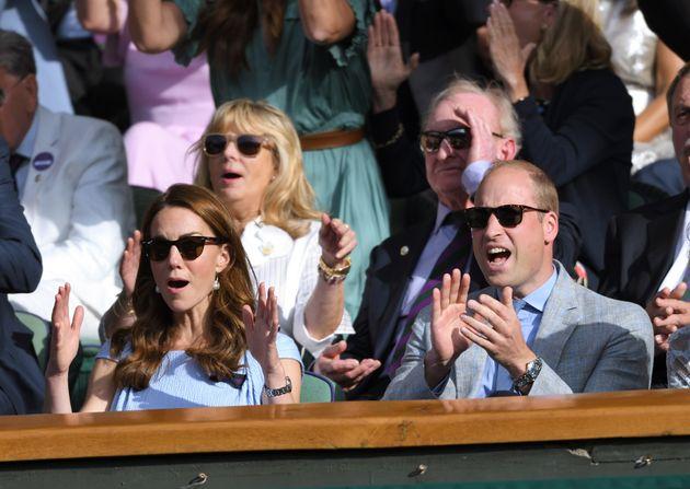 The Duchess and Duke of