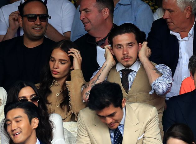 Brooklyn Beckham and Hana
