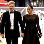 Χάρι και Μέγκαν στο κόκκινο χαλί: Το φόρεμα των 3.454 λιρών, η εκθαμβωτική Μπιγιονσέ και οι ευχές του Jay - Z για το