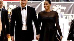 Χάρι και Μέγκαν στο κόκκινο χαλί: Τα κιλά της εγκυμοσύνης, η εκθαμβωτική Μπιγιονσέ και οι ευχές του Jay - Z για το