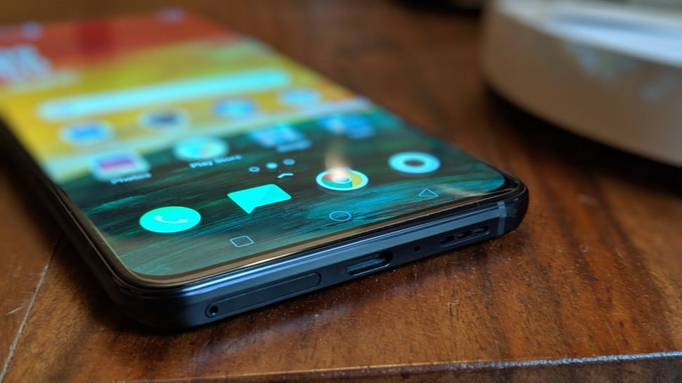 The Oppo Reno 10x Zoom has a sharp display and top shelf hardware, but the lack of a 3.5mm port...