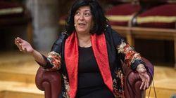 La durísima advertencia de Almudena Grandes a Sánchez e Iglesias tras lo que ha sucedido con Griezmann y los