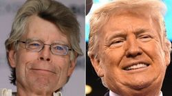 Stephen King Has A Chilling Theory On What Comes Next For Trump