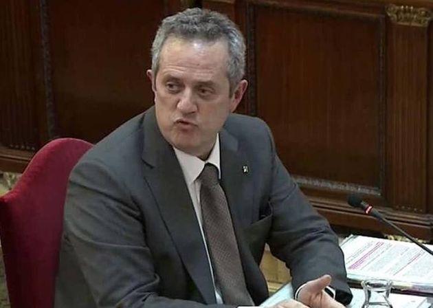 El Supremo rechaza dar permiso a Forn para asistir al pleno de