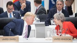 British Prime Minister Says Trump's 'Go Home' Tweet Is 'Completely