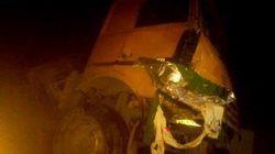 Jijel: 5 morts dans un accident en marge des célébrations de la victoire de