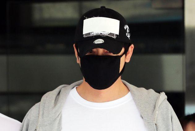 강지환이 성폭행 논란과 관련해