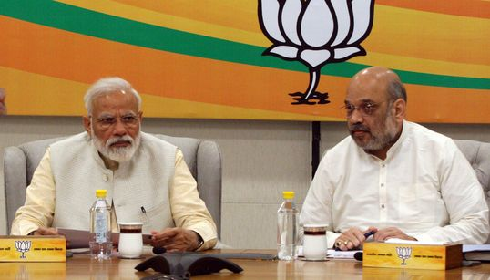 BJP Got Nearly Rs 600 Crore In 6 Years From DLF, Bharti-Backed