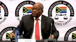 Afrique du Sud : Zuma se défend d'être corrompu et crie à la