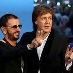 Ringo Starr faz participação surpresa em show de Paul McCartney e a dupla toca músicas dos