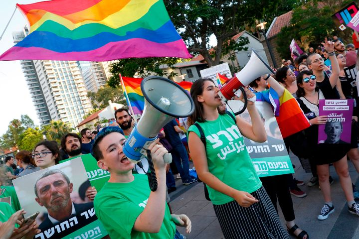 """Israel's reputation as an LGBTQ haven has also caused critics to accuse the country of """"pink washing,"""" or u"""