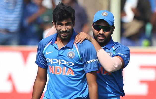 Rohit Sharma And Jasprit Bumrah Named In ICC's Team Of