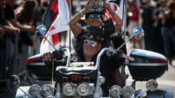 A Morzine, Harley Davidson fait se côtoyer la légende et