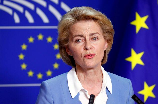 Von der Leyen se juega en la Eurocámara su presidencia de la Comisión