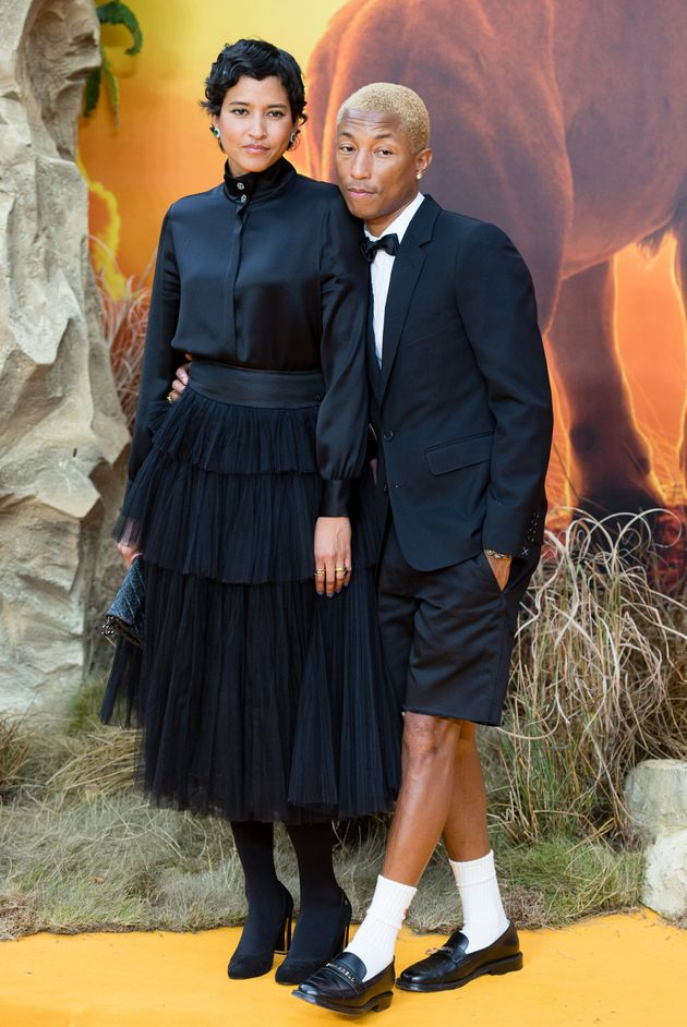 Pharell Williams et Helen