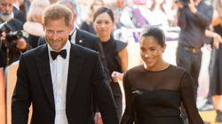 Meghan Markle et Beyoncé glamour sur le tapis rouge du Roi