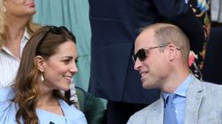 Kate Middleton, Prince William Coordinate In Matching Outfits At