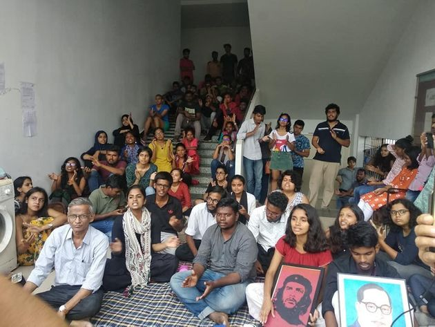 Activists Ask TISS To Revoke Sine Die, Reopen Hyderabad