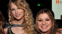 Kelly Clarkson's Brilliant Idea Will Help TSwift Solve Her Scooter Braun