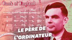 Le mathématicien Alan Turing devient la 1ère effigie LGBT d'un billet