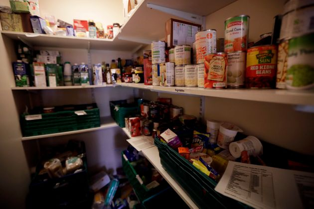Foodbank Demand Soared During Last School Summer Holidays