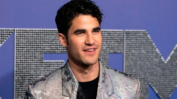 "US actor Darren Criss attends the US premiere of ""Rocketman"" on May 29, 2019 at Alice Tully Hall in New York. (Photo by Don Emmert / AFP)        (Photo credit should read DON EMMERT/AFP/Getty Images)"