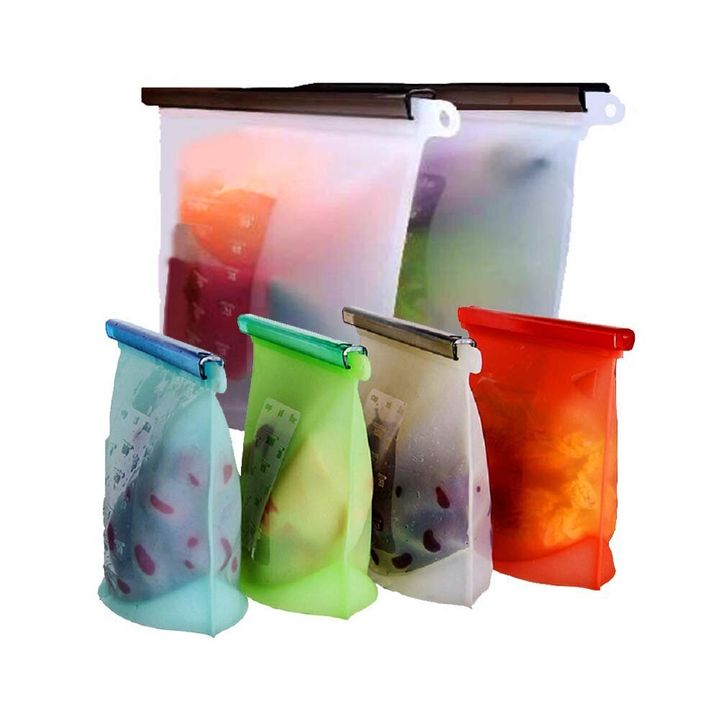"This <strong><a href=""https://amzn.to/2k1v5aG"" target=""_blank"" rel=""noopener noreferrer"">six-count of silicone food storage bags is on sale for Prime Day for 30% off</a></strong>, for just $21."