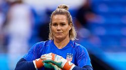 Ashlyn Harris Says Jaelene Hinkle Left USWNT Because Of Homophobia, Not