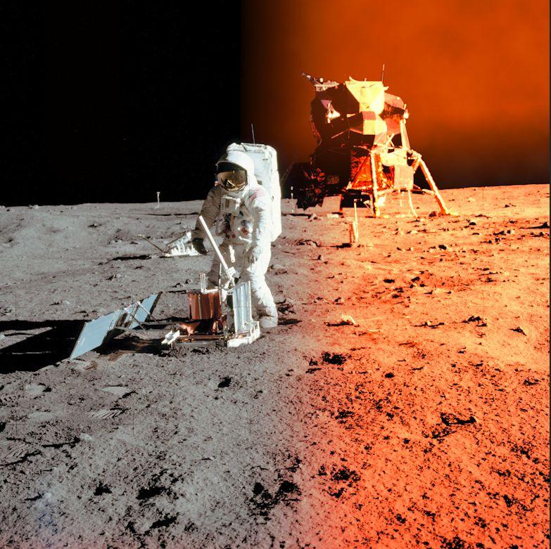 Quel avenir dans l'espace pour l'humanité en 2069?