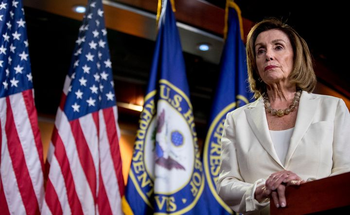 Nancy Pelosi Has Lost Control