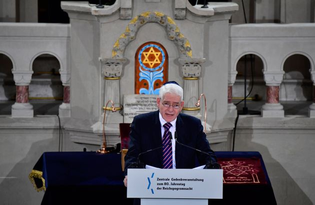 Josef Schuster is the president of the Central Council of Jews in