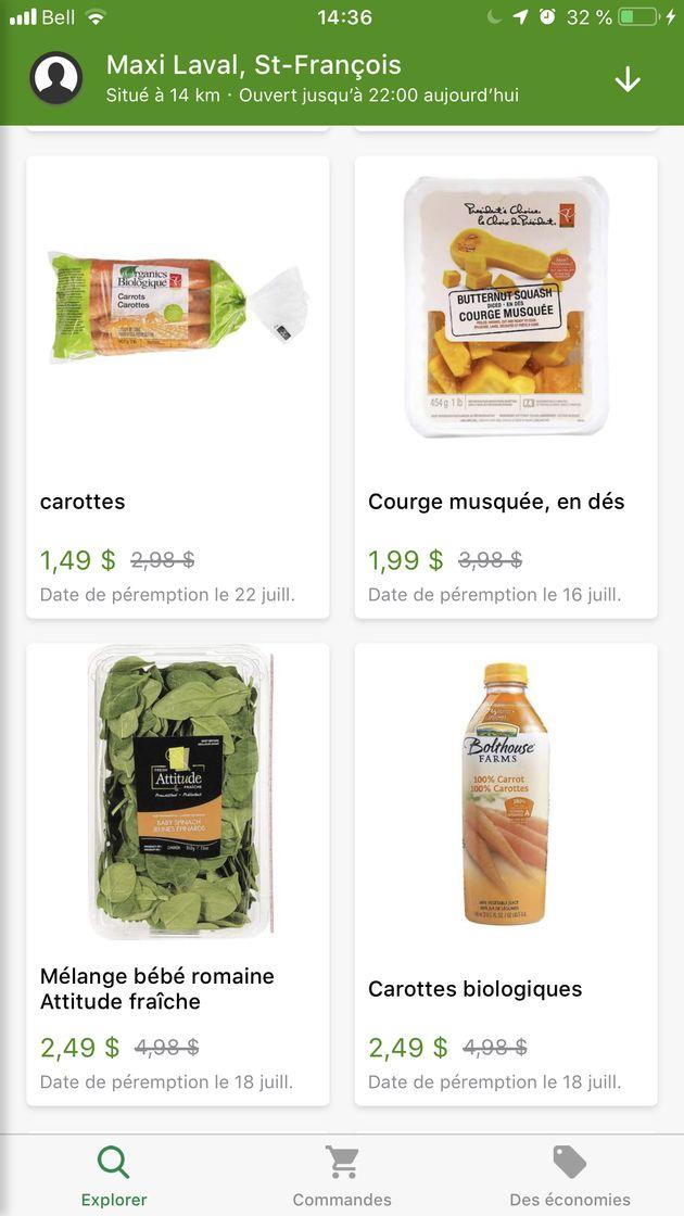 Que font les supermarchés pour