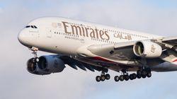 Αεροσκάφος της Emirates έπεσε σε αναταράξεις - Τραυματισμένοι επιβάτες και μεγάλες
