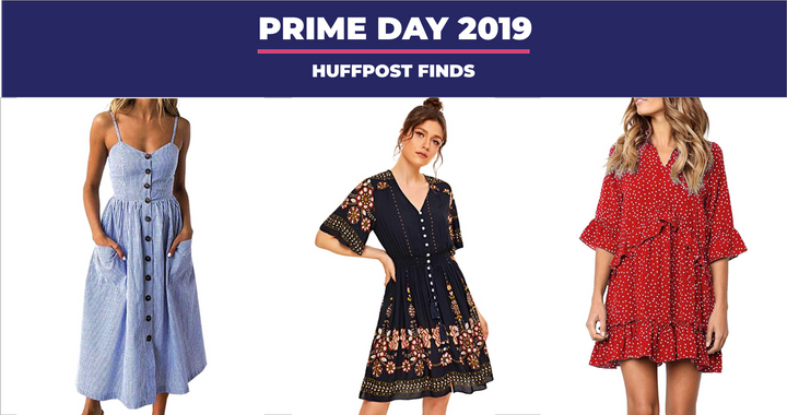 "We found a ton a <strong><a href=""https://amzn.to/2lpBSuZ"" target=""_blank"" rel=""noopener noreferrer"">summer dresses on sale</a></strong>, perfect for any warm-weather wardrobe."