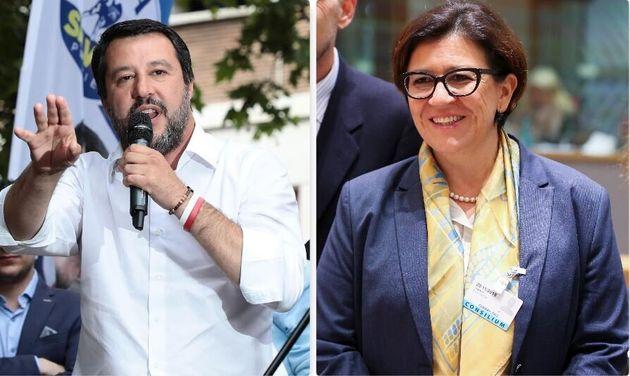 Trenta contro Salvini: