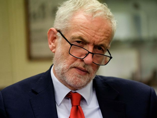 Corbyn Accused By MPs Of 'Gross Misjudgement' For Attack On Anti-Semitism Whistleblowers