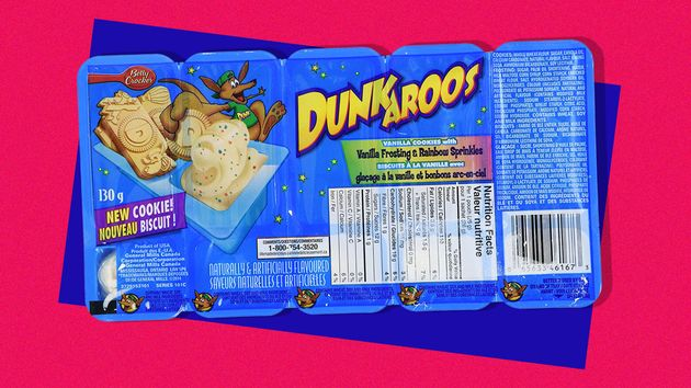 The internet has been on an eternal quest to find Dunkaroos ever since General Mills stopped production...