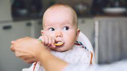 Des aliments pour bébés trop sucrés selon