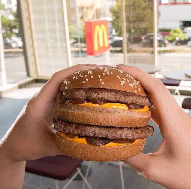 6 itens do cardápio do McDonald's que só existem no