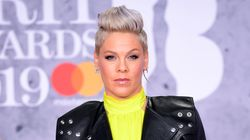 Pink Defends Photo Of Kids Running In Holocaust Memorial As 'Celebration Of