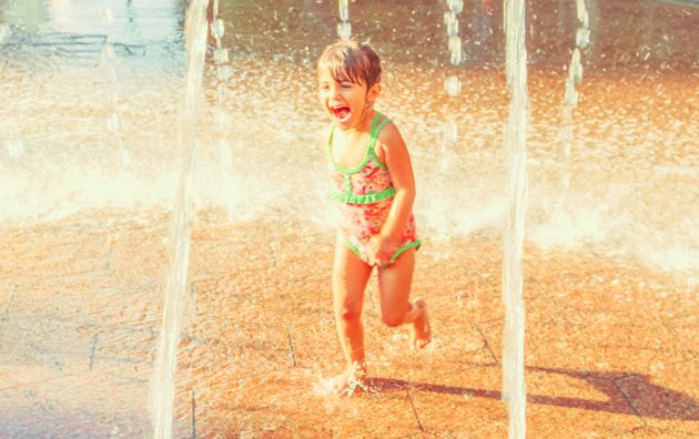 Splash Pads Pose Surprising Summer Danger: Burned
