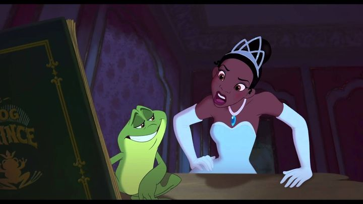 """""""Disney's The Princess and the Frog"""""""