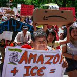 Amazon: des milliers d'employés protestent contre les «promos sur le dos des